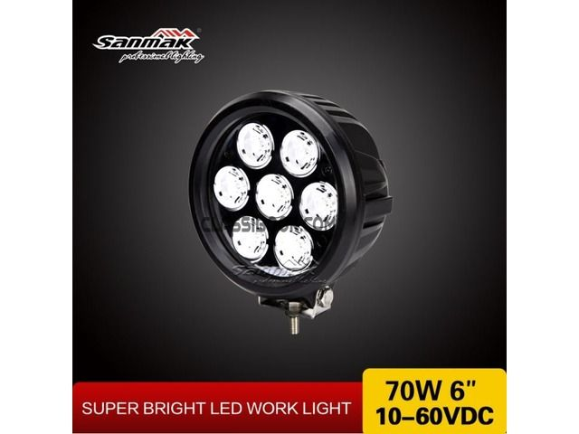 listing SM6701 Snowplow LED Work Light is published on FREE CLASSIFIEDS INDIA - http://classibook.com/bags-luggage-in-bombooflat-50296