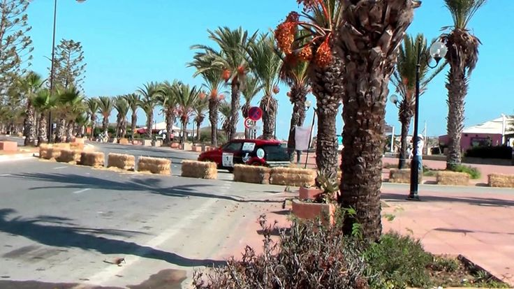 Большая прогулка по курорту Ясмин Хаммамет в Тунисе