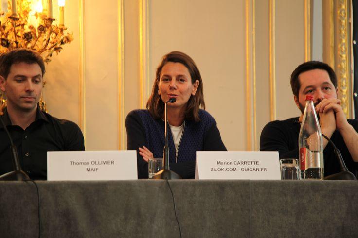 Marion Carrette, Founder - CEO (Zilok.com - OuiCar.fr)