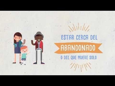 ¿Cuáles son las obras de misericordia? #JubileodelaMisericordia - YouTube