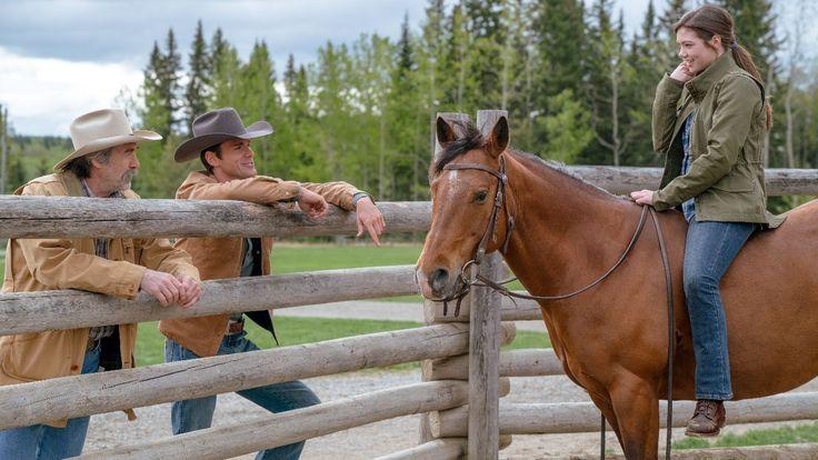 Season 10 Begins Sunday on CBC - Heartland