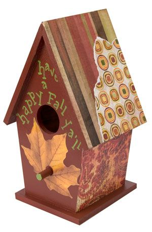 11 Free Birdhouse Designs + 3 New Birdhouses #diy #birdhouses #crafts