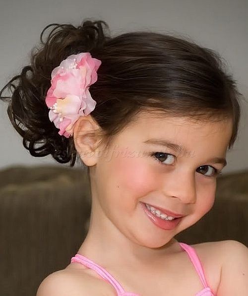 Wedding Hairstyles For Junior Bridesmaids: 143 Best Kids Hairstyle Images On Pinterest