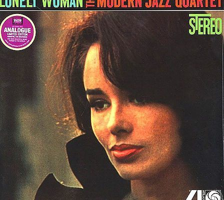 THE MODERN JAZZ QUARTET'S LONELY WOMAN