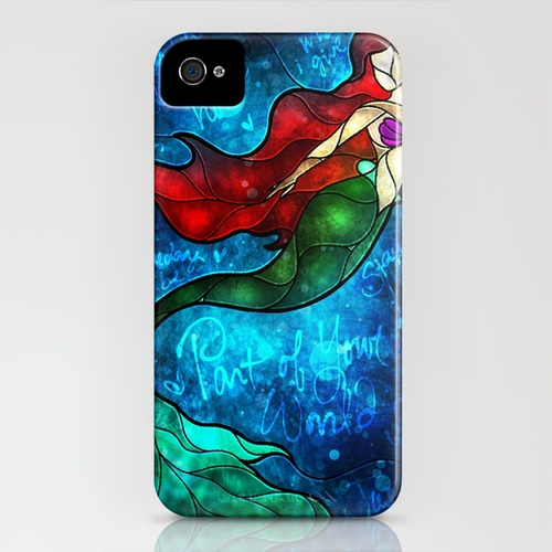 The Mermaids Song iPhone Case