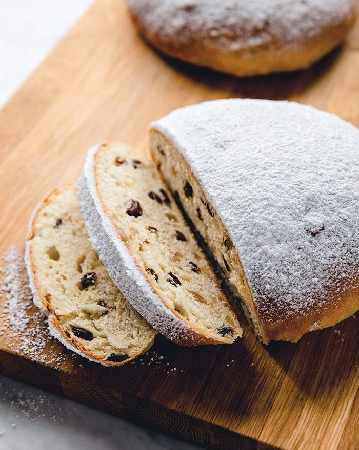 Christbrot by Luisa Weiss from Classic German Baking   DesignSponge