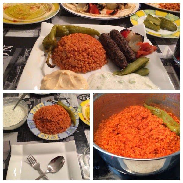 Huda\'s Welten Blog - مدونة عالم هدى: Syrische Küche - Rezepte ...