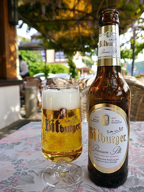 Find this pleasing #Bitburger #beer #Germany and a wide selection of beverages, at getränke lieferservice http://sitt.biz
