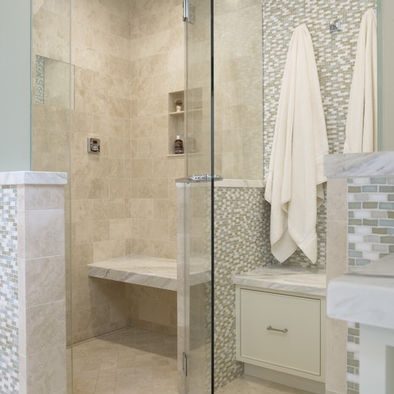 Bathroom Ceramic Tile Walk In Showers Designs Design, Pictures, Remodel, Decor and Ideas - page 10