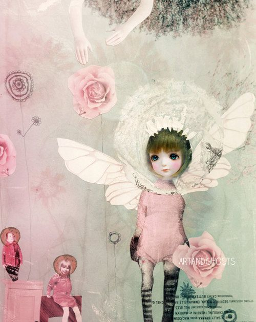The Rose Fairy | Art&Ghosts