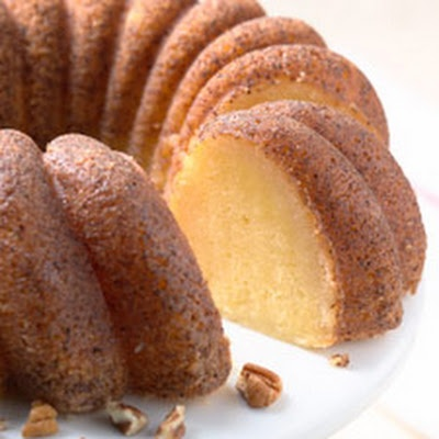 Caribbean Rum Cake.  Love this cake!!! I make it all the time with a real island recipe.