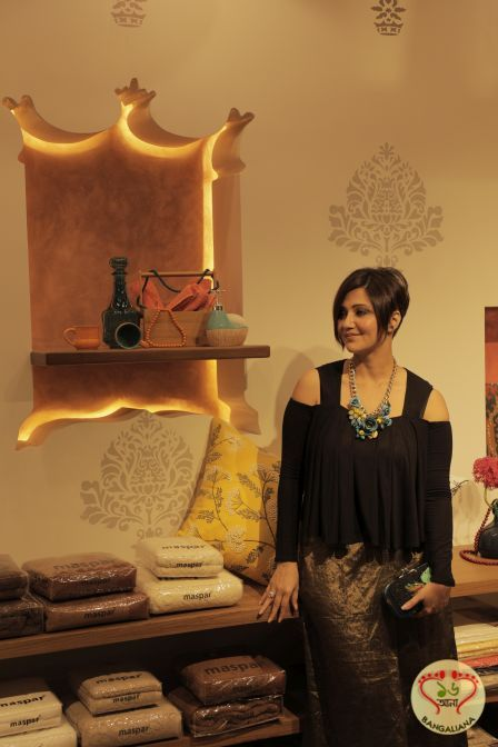 Seven Arches- Mélange of Magnificence, a classy couture luxury boutique was inaugurated by eminent Bengali actress Swastika Mukherjee.