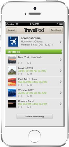 travelpod app