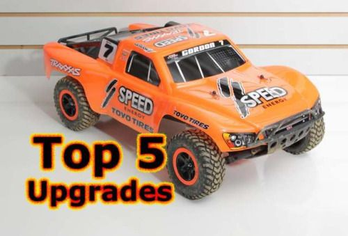 Top 5 Traxxas Slash First Upgrades   What they are and why you...