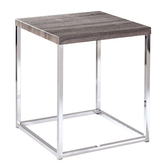 Brathwaite Frame End Table Modern End Tables End Tables Modern