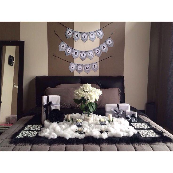 Dekorasi ulang tahun sederhana simple dekorasi ultah for Dekor kamar hotel buat ulang tahun