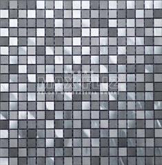 MaxHome Elite grey 8GL15-PZ164-4 30x30 Mozaika metalowa