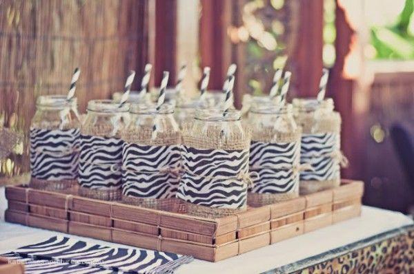 Cumpleaños original: nos vamos de safari!