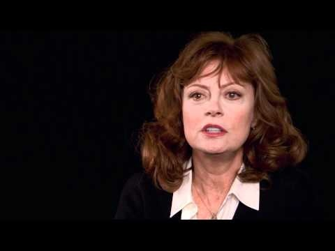 Half the Sky: Turning Oppression into Opportunity for Women Worldwide - Susan Sarandon on Somaly Mam