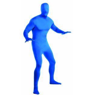 Blue Morph Suit: 14th September - 20th September 2015.
