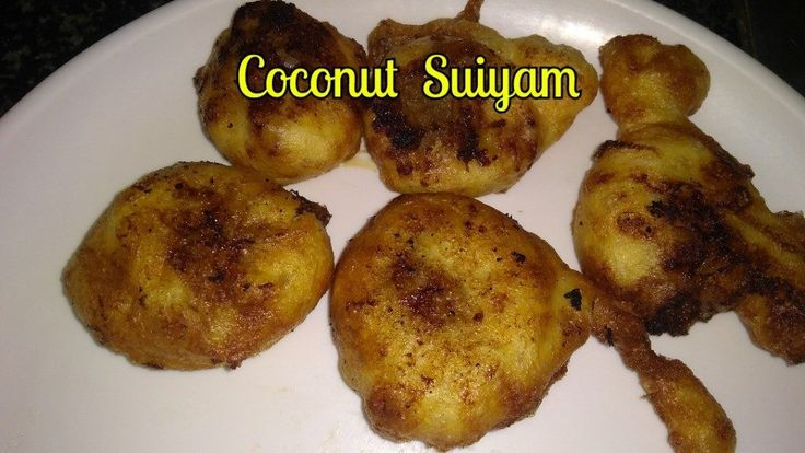 Coconut suiyam | Traditional sweet - Coconut suiyam tried out the first time. We usually prepare suiyam with channa dal and jaggery filling but this time I made the stuffing with coconut and jaggery. And also instead of using maida as …