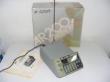 AOR AR-2002 Funk Scanner, 25-550 / 800-1300MHz , BOS AFU Ham-Radio
