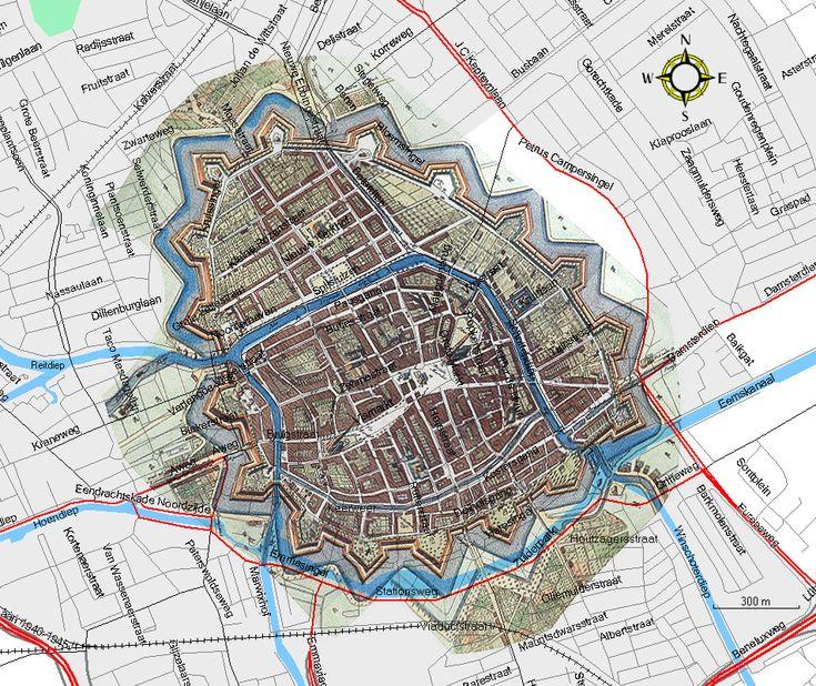 Groningen_city_map_ca. 1700.jpg (952×800)