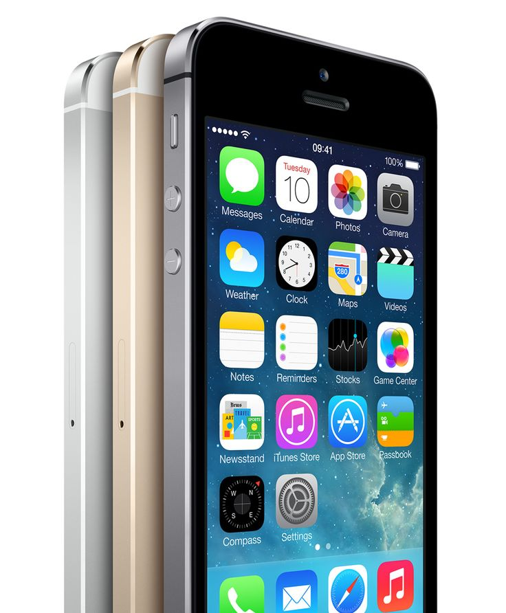 iPhone 5s - Yes Please?