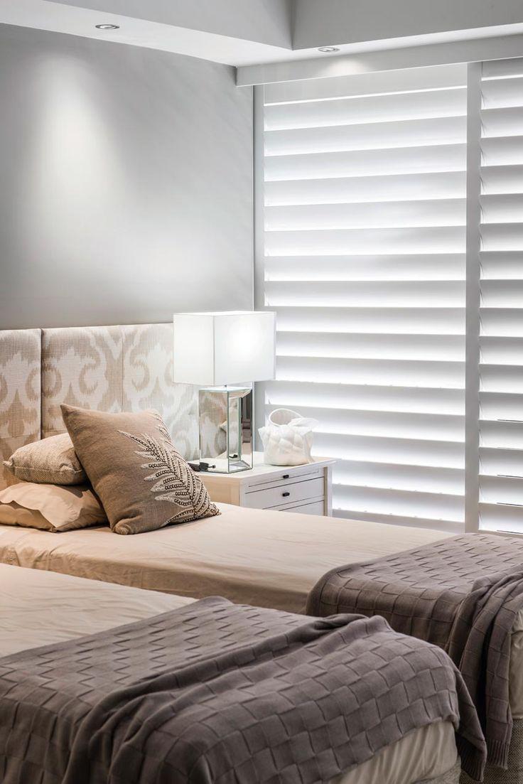 Guest Bedroom Elegance - Interior Design by Maison Jardin Pty Ltd http://www.maisonjardin.com.au