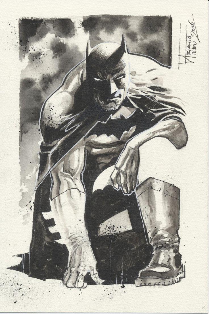 Fabiano Ambu - Batman