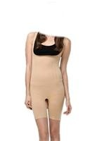 Quittance Full Body Shaper Ties - Skin color | @ http://www.shycart.com/prd-quittance-full-body-shaper-ties-skin-color-499