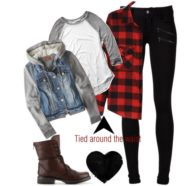 K.C. Undercover by elizabeth-robbins on Polyvore featuring polyvore, fashion, style, Abercrombie & Fitch, American Eagle Outfitters, Paige Denim and Steve Madden
