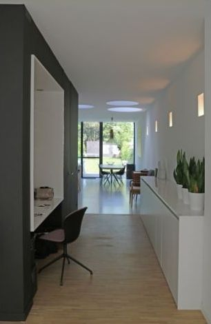 17 best images about interieur inrichting on for Moderne rijwoning