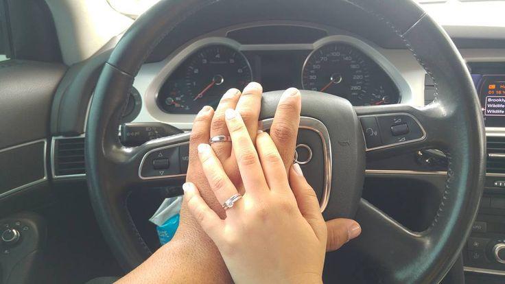 Porque el éxito siempre viene en pareja. #bendecido por tener una #bendecida esposa. #blessed #couple #couples #loscuatroanillosdeoroblanco #exito #audi #thegoodlifeRD #love #somouno #skyisthelimit #justmarried #proud #ellayyo #tobul #belbuken �������� http://gelinshop.com/ipost/1514858124476160207/?code=BUF23AqhBjP
