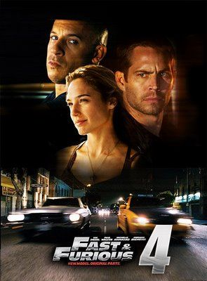 Fast & Furious (2009) film also known as Fast and Furious 4 - Stars: Vin…