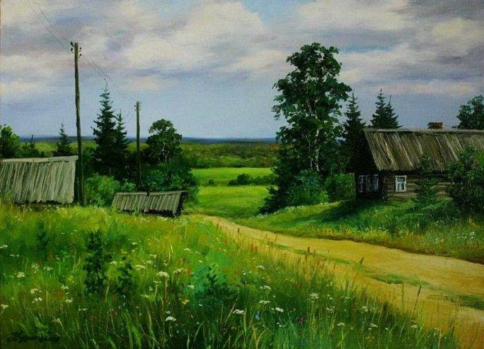 картины Сергея Курицына – 12