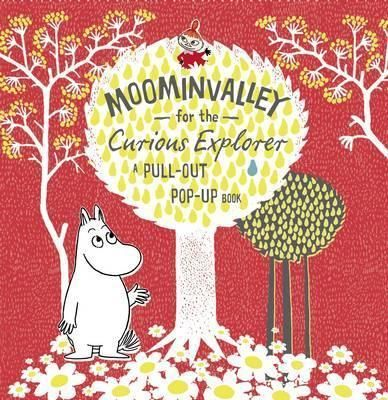 Moominvalley for the Curious Explorer: a 3-D guide to the extraordinary world of the Moomins - small, sweet and very cheap :)