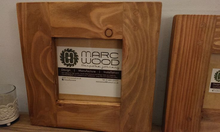 1000 images about wooden picture frames handmade by marc. Black Bedroom Furniture Sets. Home Design Ideas