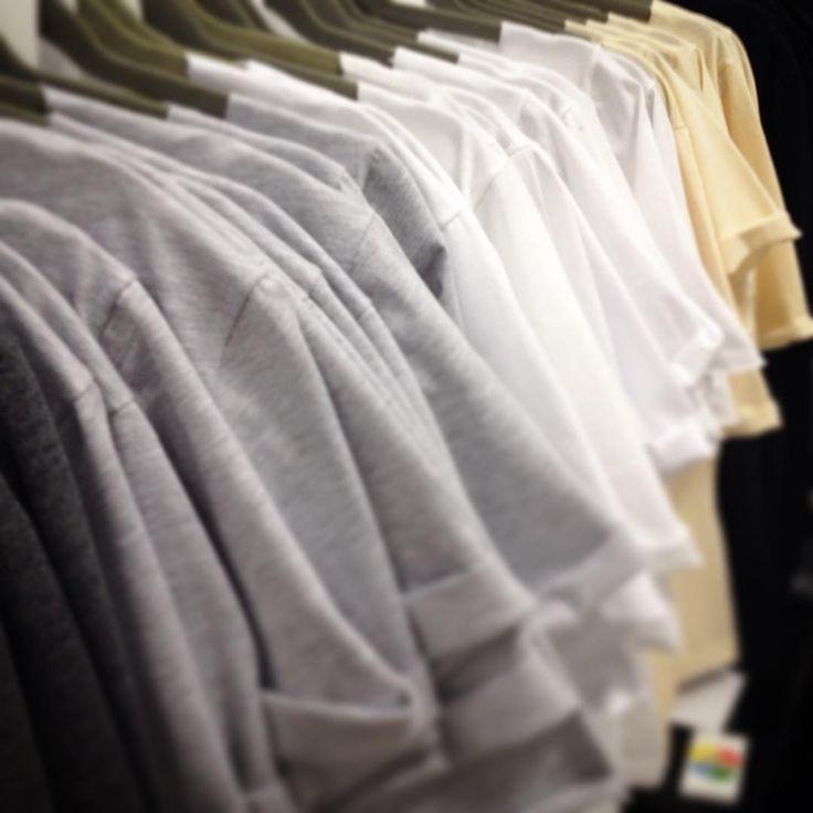 Lot's of shirts :) @szertart