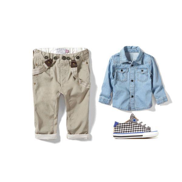Zara Baby boy outfit.
