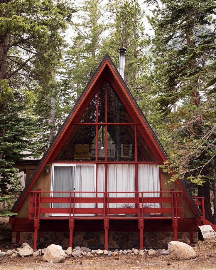 17 Best Images About A Frame On Pinterest Lake Cabins