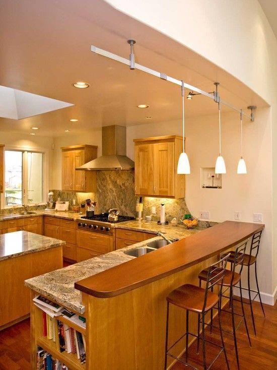 Kitchen Breakfast Counters Design Pictures Remodel Decor And Ideas Kitchencountertopsgranitebatbars