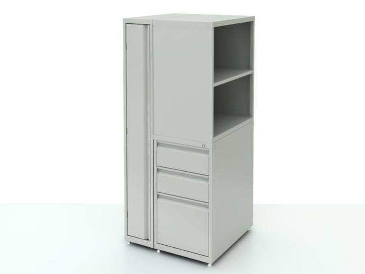 Archiveros metálicos para oficina modernos diseñados para ahorrar espacios y conservar en maximo estado los documentos importantes.