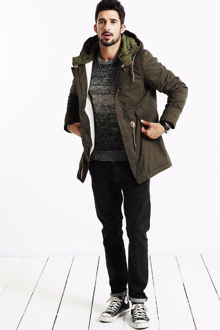 47 best L&C   Leather & Cotton images on Pinterest   Men's fashion ...