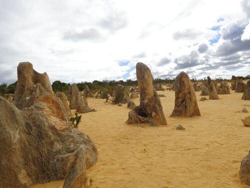 The Pinnacles of Western Australia #travel #Australia