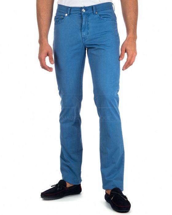 Pantalones Harmont & Blaine - Azul Ceruleo