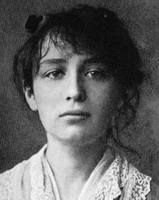 """""""I am scared; I don't know what is going to happen to me. What was the point of working so hard and of being talented, to be rewarded like this? Never a penny, tormented all my life. It is horrible; one cannot imagine it.""""-Camille Claudel"""