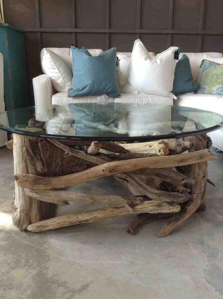 driftwood furniture, driftwood coffee table, eccentric coffee .