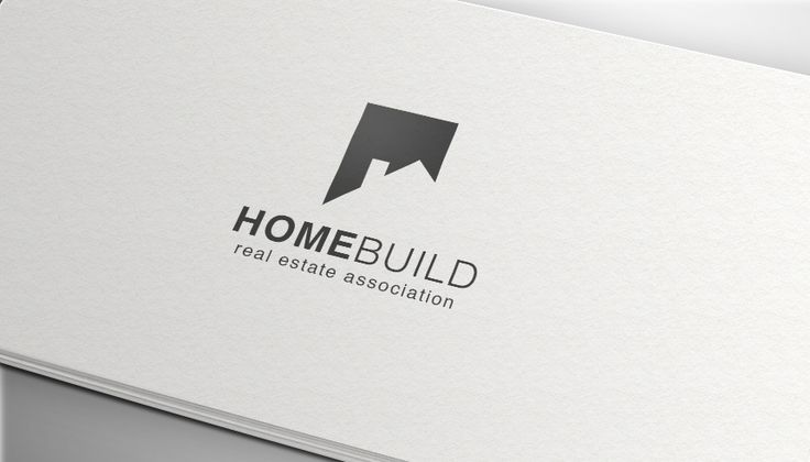 Homebuild real estate logo design real estate logos for Architecture logo inspiration