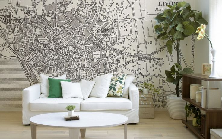 Voyage, Voyage! Retro Wall Murals for your Home